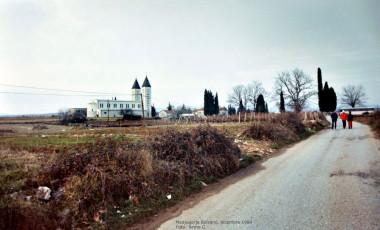 Kostel v prvních dnech