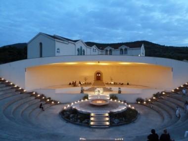 Amfiteatr celý