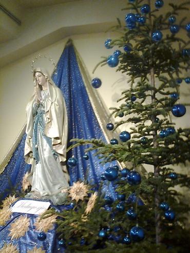 Vánoce v Medjugorji